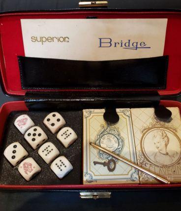 Jeux bridge catel et farcy