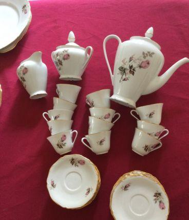 Service de table porcelaine