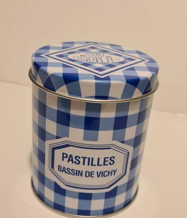 Petite boîte métal Pastille de Vichy