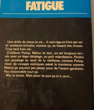 La petite fatigue - Yann Menez