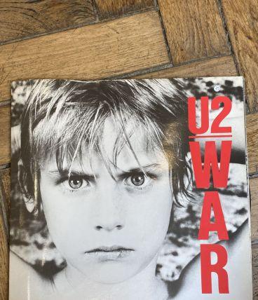Vinyle vintage U2 - War