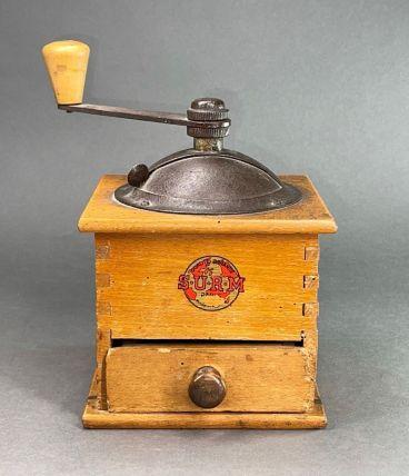 Ancien moulin à café Surm