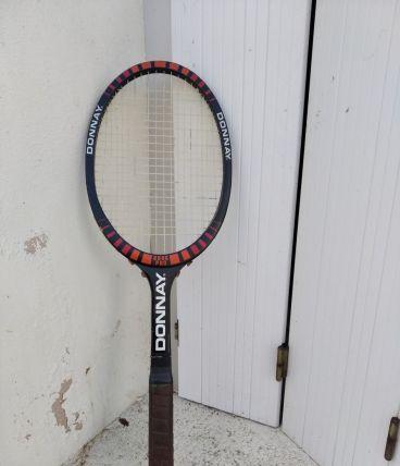 Raquette tennis donnay borg pro