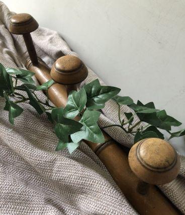 Patère façon bambou - 4 champignons