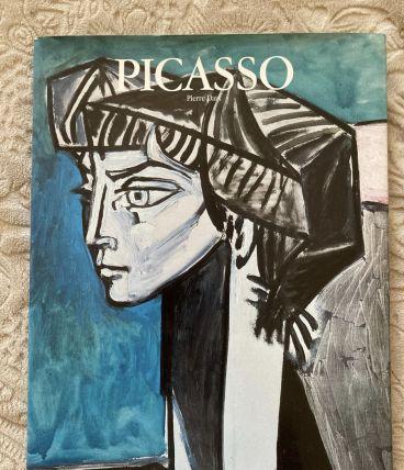 Livre d'art sur Picasso