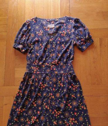 robe été années 60