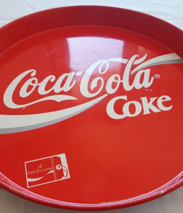 Plateau Coca Cola