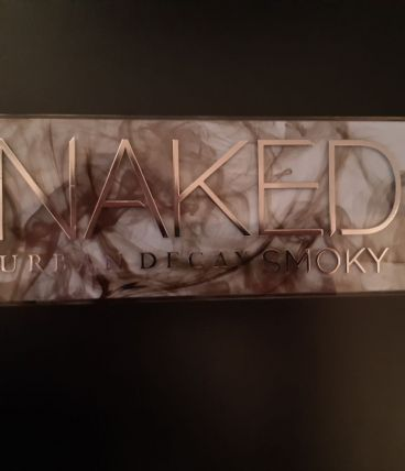 Palette urban decay naked smoky
