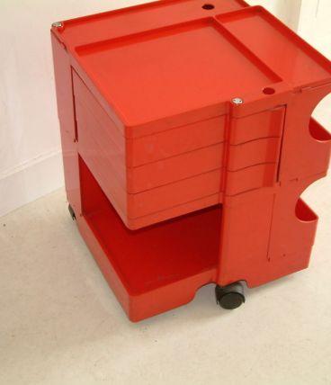 JOE COLOMBO  vintage Bobby Cart