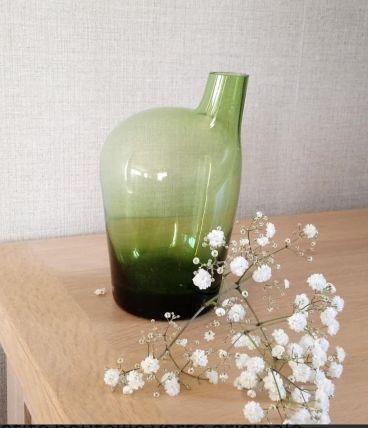 Petite bouteille verte