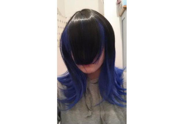 wig/perruque neuve