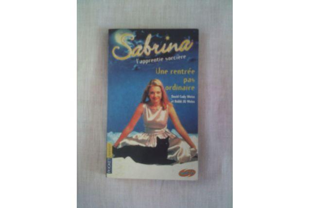 Livre Sabrina L'apprentie Sorcière