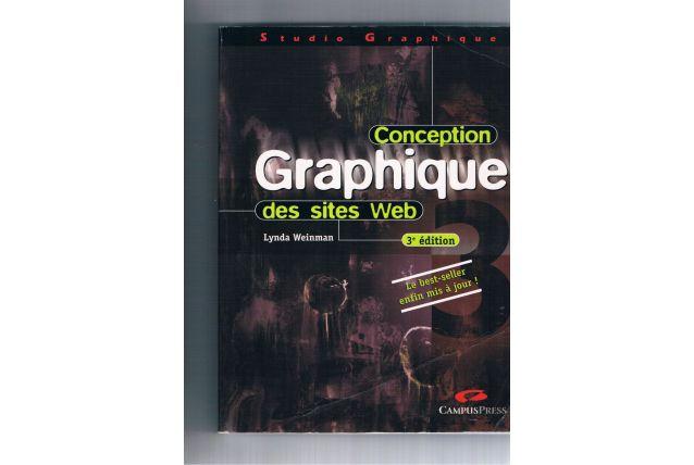 Livre conception graphique des sites web