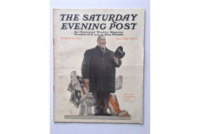 J. C. LEYENDECKER - The Saturday Evening Post