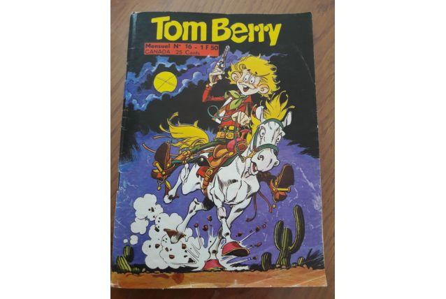 Tom BERRY N16  1972