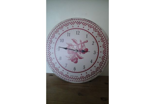 Horloge 45cm