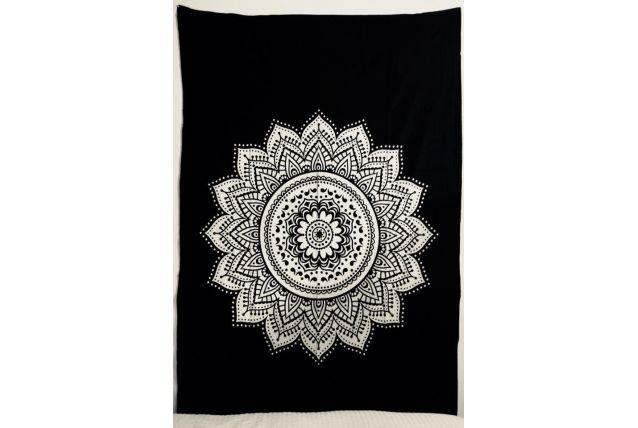 Tenture Indienne Mandala
