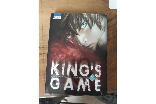 Manga King's Game t.1
