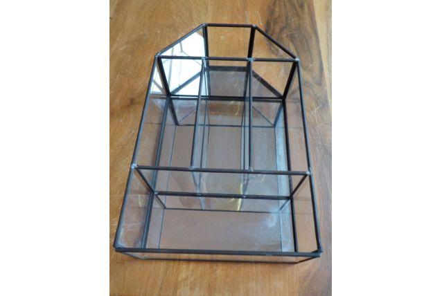 Petite vitrine Miroir