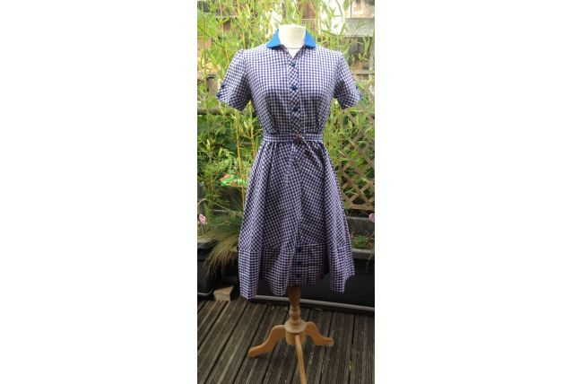 Robe années 50-60 taille 36/38