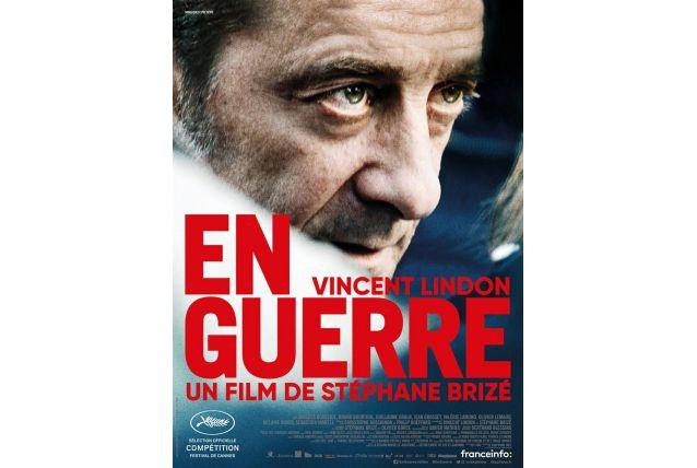 """2 places  de  ciné  pour   """"en guerre"""""""