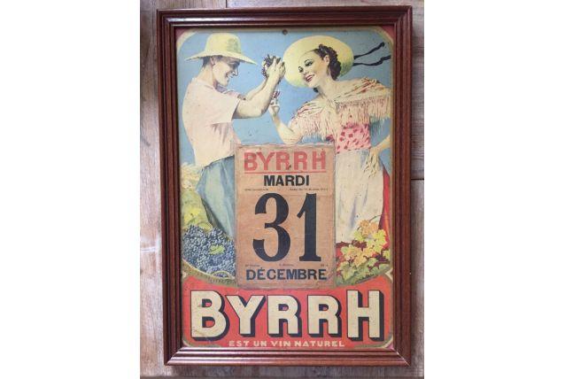 Carton BYRRH