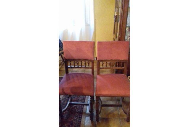 chaises anciennes