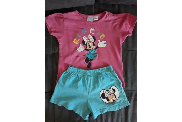 Ensemble de pyjama Minnie