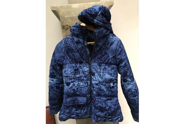 Manteau DESIGUAL 13/14 ans (conviendrait pour fille 10-12 an