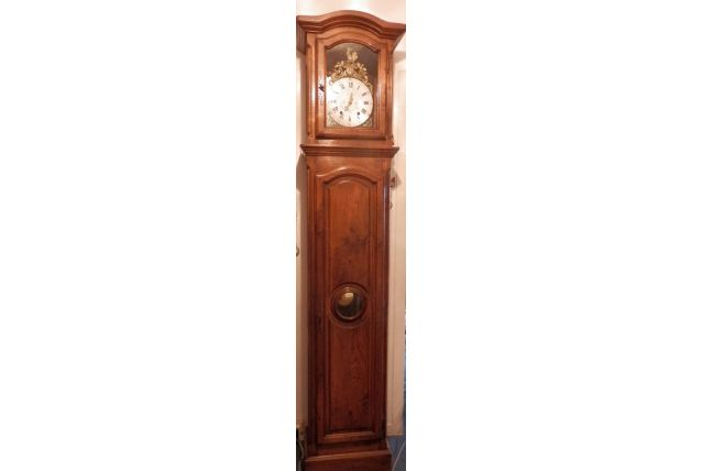Belle horloge comtoise