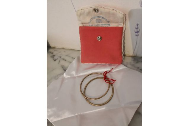Bracelet 2 joncs