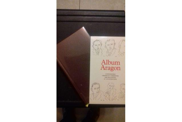 Album de La Pléiade:Aragon par J.Ristat