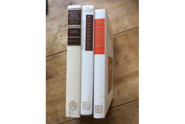 Encyclopedia Universalis – Les annuels