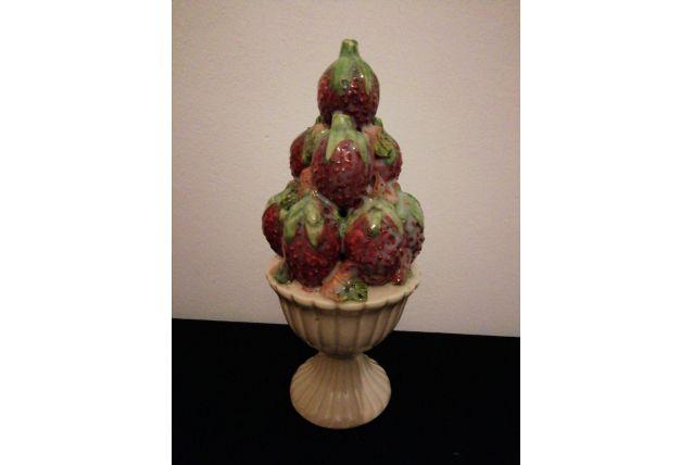 Coupe de fraise