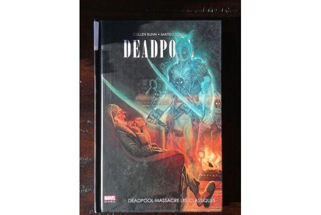 Deadpool - Deadpool Massacre Les Classiques
