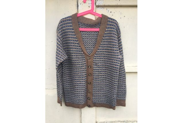 Gilet vintage taille M