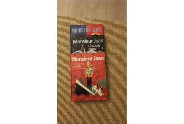 MONSIEUR JEAN – DUPUIS & BERBERIAN