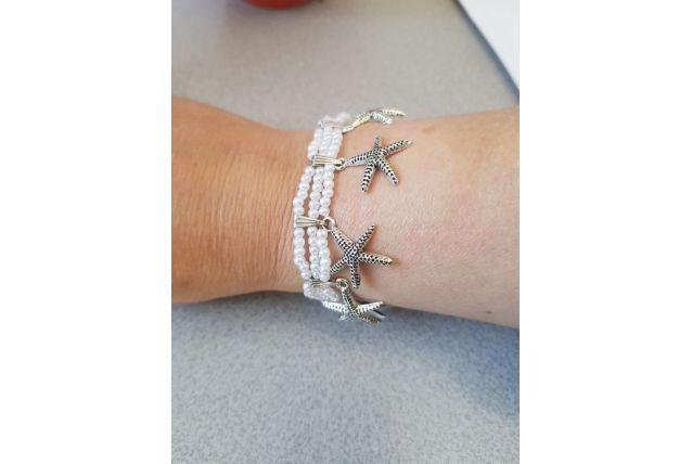 Bracelet étoilé