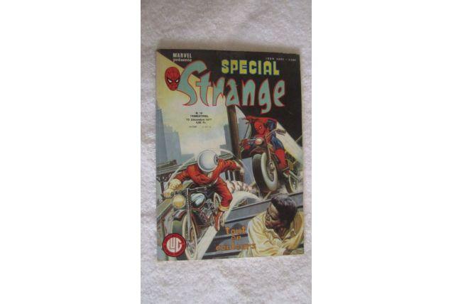Spécial Strange N° 10 - 1977