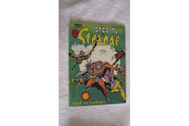 Spécial Strange N° 15 - 1979