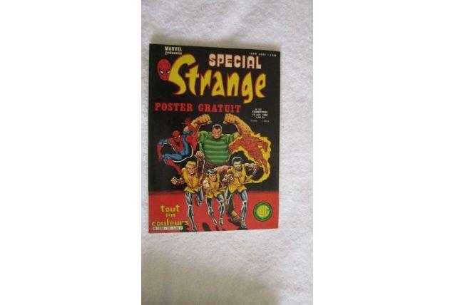 Spécial Strange N° 20 - 1980
