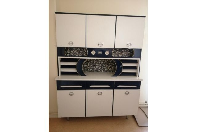 Formica vintage meuble de cuisine