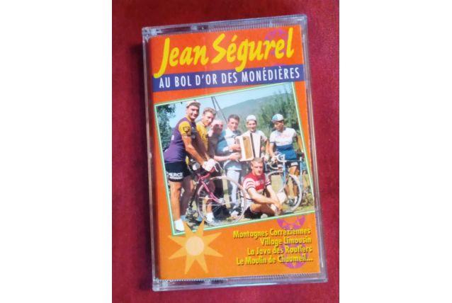 Cassette audio jean ségurel