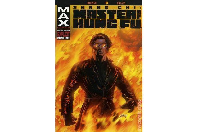 Shang-Chi: Master of Kung Fu TPB 1 collection Max