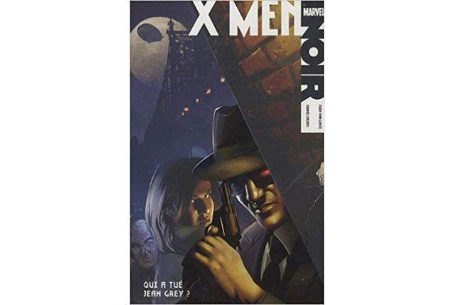 X-men Noir Qui a Tué Jean Grey ? neuf 120 pages 2010