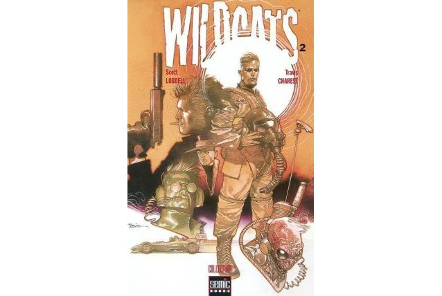 Wildcats Tome 2 neuf 96 pages 2002