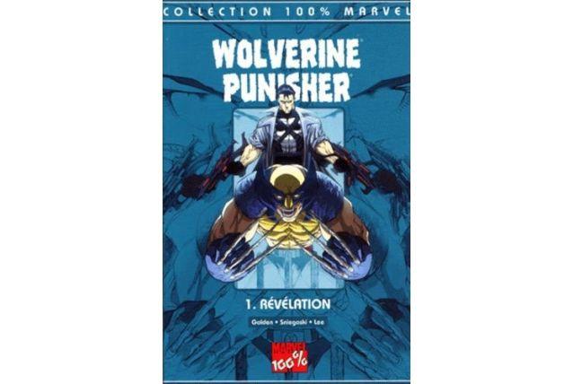 Wolverine Punisher 1 Révélation neuf