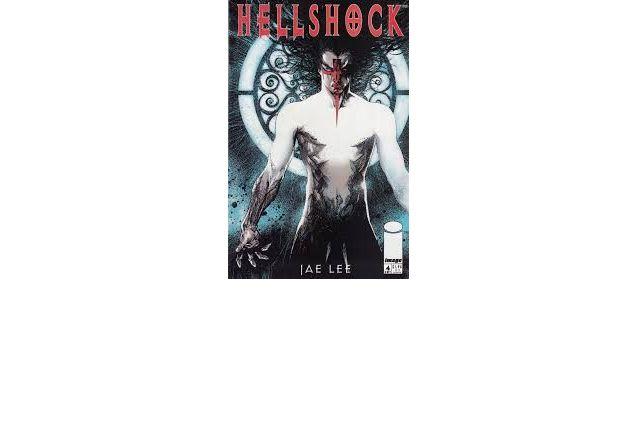 Hellshock Mini Serie Jae Lee 4 Of 4 1994 Image Comics