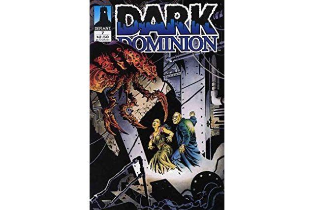 DARK Dominion 7  Defiant 1993