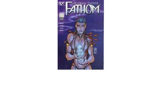 Fathom 3 Top Cow Image semic